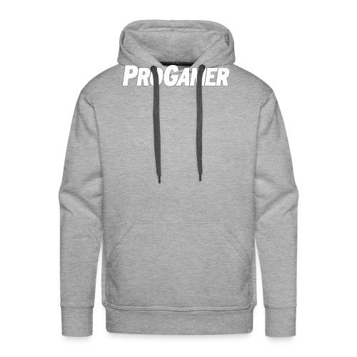 progamers merchandise - Herre Premium hættetrøje
