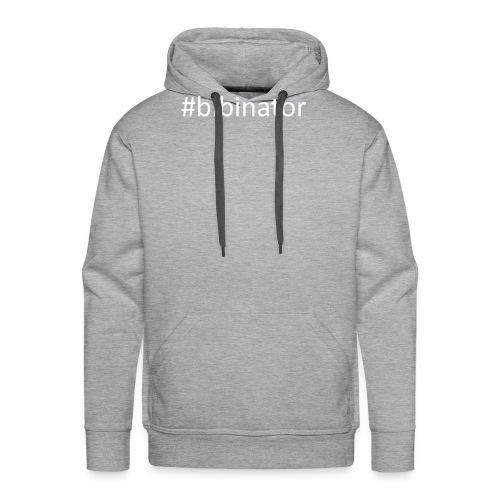 bibinator - Männer Premium Hoodie