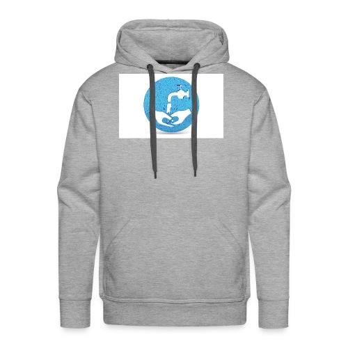 Handwäsche - Männer Premium Hoodie