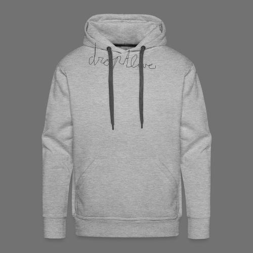 DropAlive - Mannen Premium hoodie