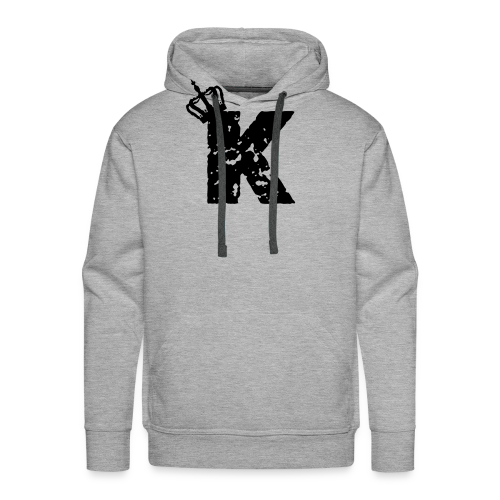 Kinzzyy Black - Männer Premium Hoodie