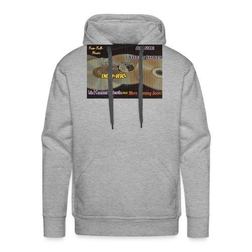 Enemy_Vevo_Picture - Men's Premium Hoodie