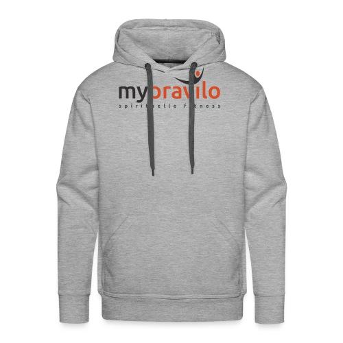 myPRAVILO - Männer Premium Hoodie