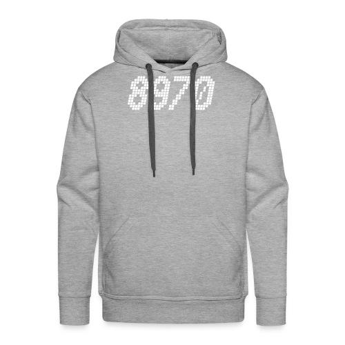 8970 Havndal - Herre Premium hættetrøje