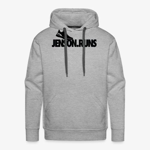 Jenson.RUNS - Männer Premium Hoodie
