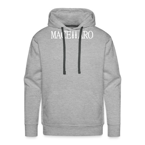 MARCELLARO T-SHIRT - Herre Premium hættetrøje