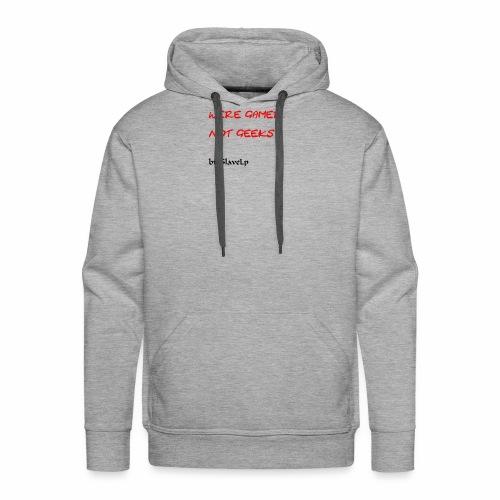SlaveLp Merch - Men's Premium Hoodie