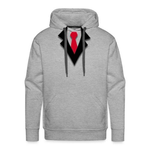KevTube Logo - Männer Premium Hoodie