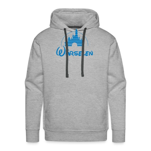 Würselen Magic Kingdom - Männer Premium Hoodie