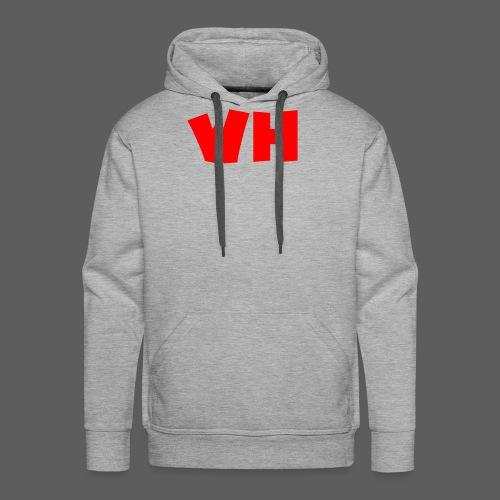 WH - Mannen Premium hoodie