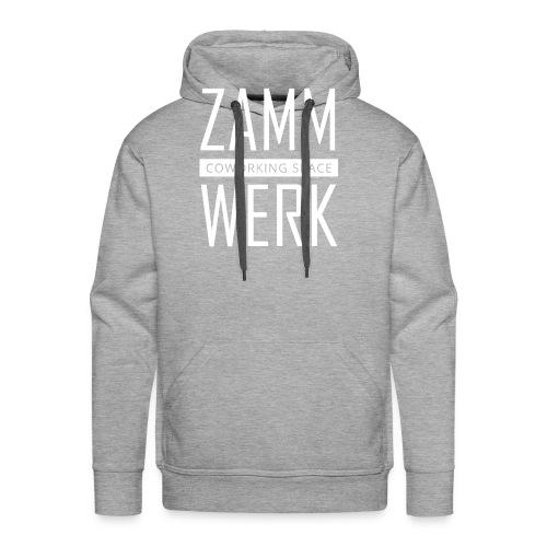 Zammwerk - Coworking Space - Männer Premium Hoodie