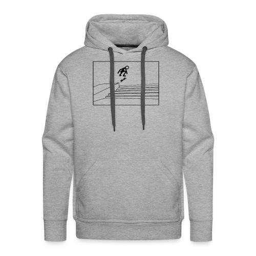 Kickflip - Männer Premium Hoodie