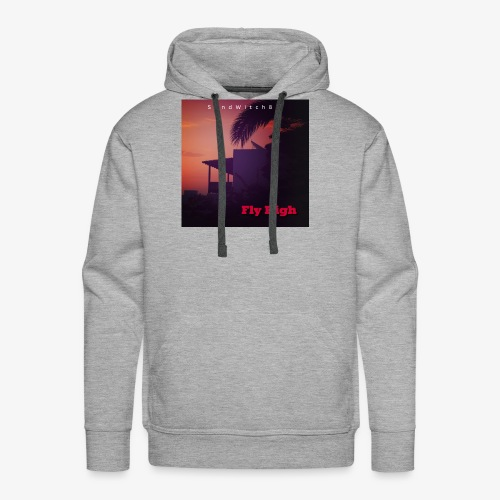 fly high cover 3000x3000 - Männer Premium Hoodie