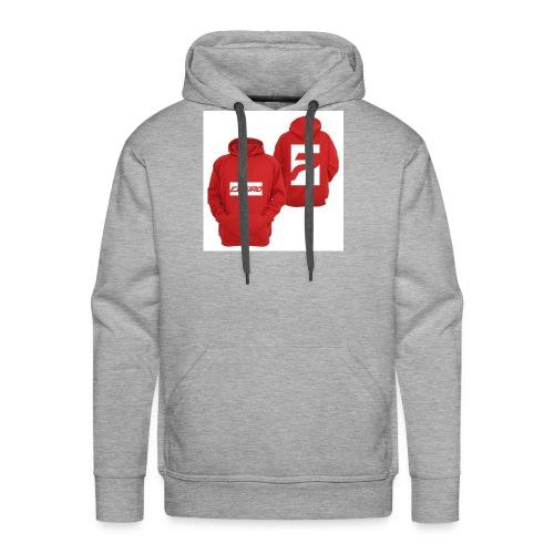 red elgiro hoodie - Men's Premium Hoodie