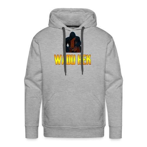 WADU HEK - Men's Premium Hoodie