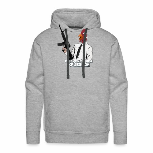 XPuBG Winner winner chicken dinner! - Men's Premium Hoodie