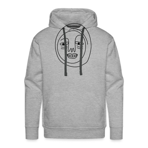jeune voyou - Sweat-shirt à capuche Premium pour hommes