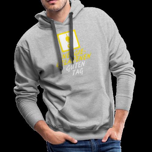 DieSteckdoze - Männer Premium Hoodie