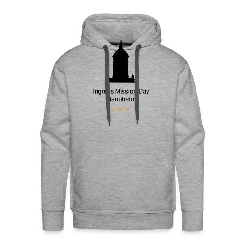 Mission Day Mannheim WT schwarz - Männer Premium Hoodie