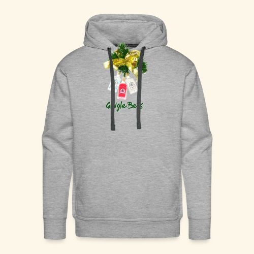GINgle Bells - Männer Premium Hoodie