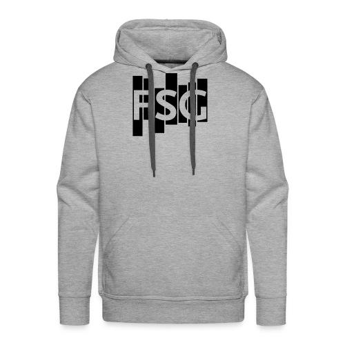 Schwarzes FSG-Logo - Männer Premium Hoodie