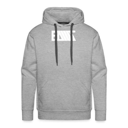 Black T-shirt EDMS - Men's Premium Hoodie