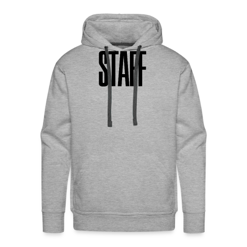 Staff. - Männer Premium Hoodie