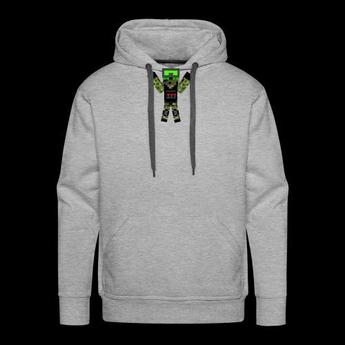 Tshirt - Männer Premium Hoodie