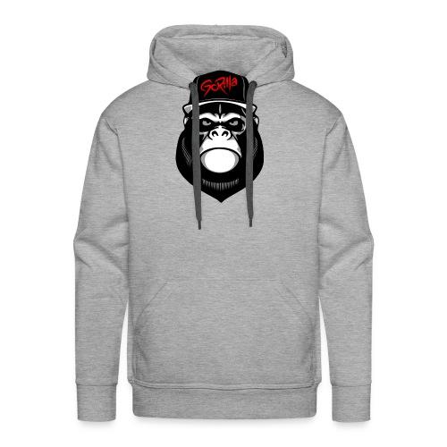 Urban Gorilla - Sudadera con capucha premium para hombre
