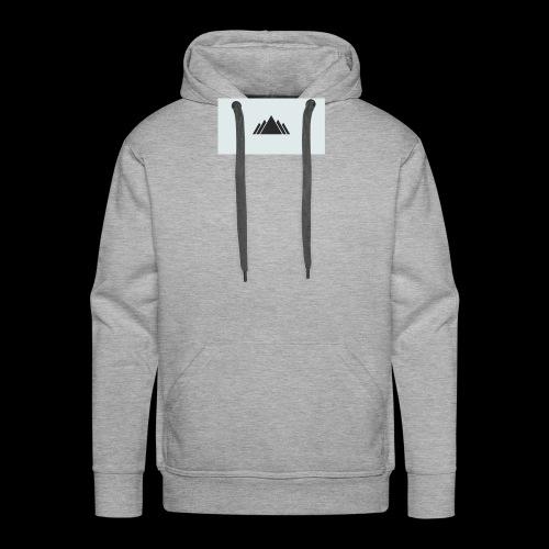 montain - Sudadera con capucha premium para hombre