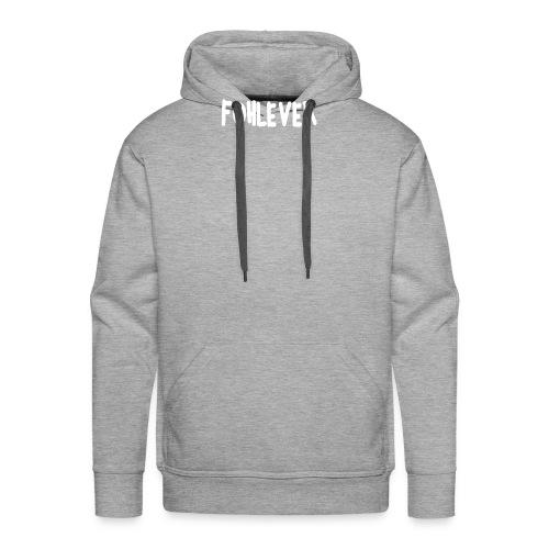 FOHLEVER white - Männer Premium Hoodie