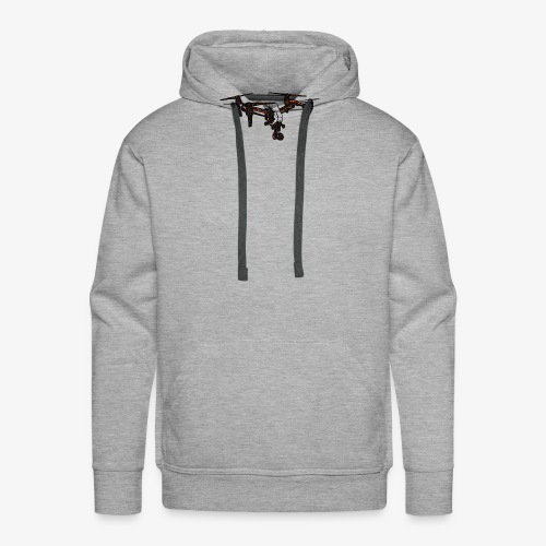 inspire-007 | for real dronRs - Männer Premium Hoodie