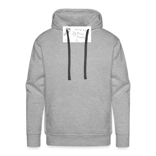 sub to me - Men's Premium Hoodie