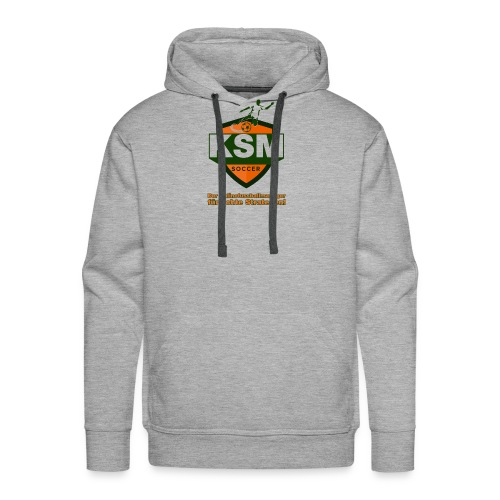 KSM-Soccer Logo - Männer Premium Hoodie