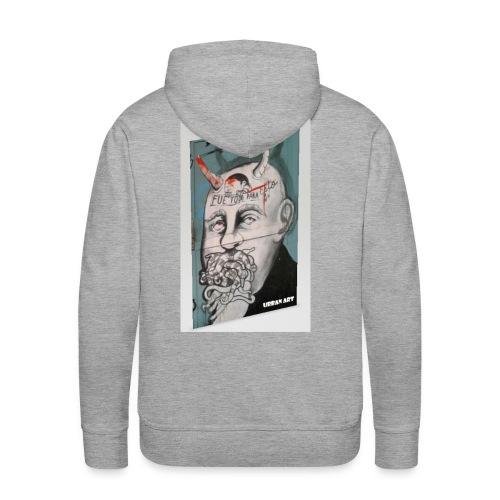 Mr Cornelius one - Sudadera con capucha premium para hombre