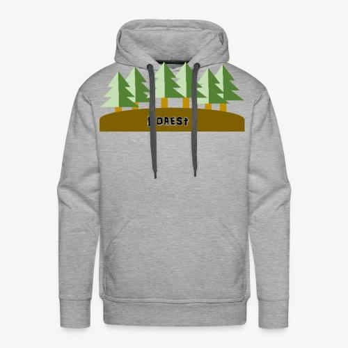 Forest - Men's Premium Hoodie