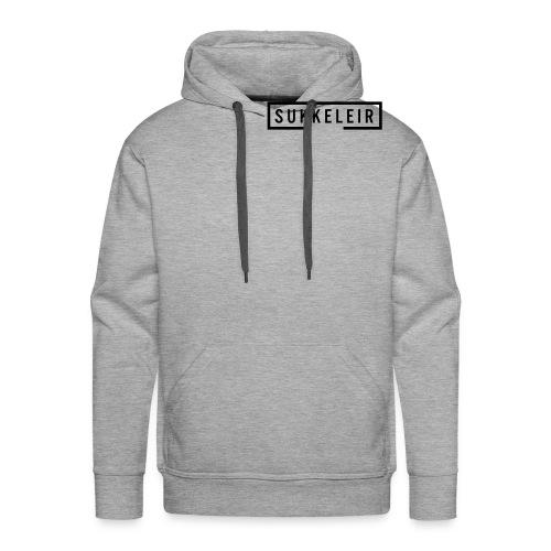 Sukkeleir - Mannen Premium hoodie