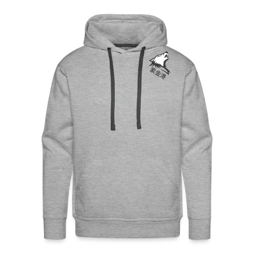 ZWolf - Mannen Premium hoodie