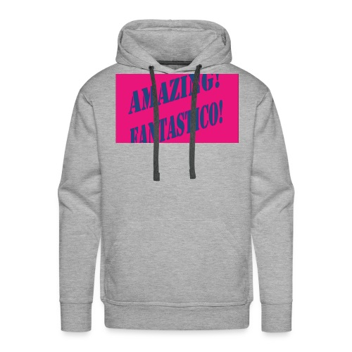 fantástico - Mannen Premium hoodie