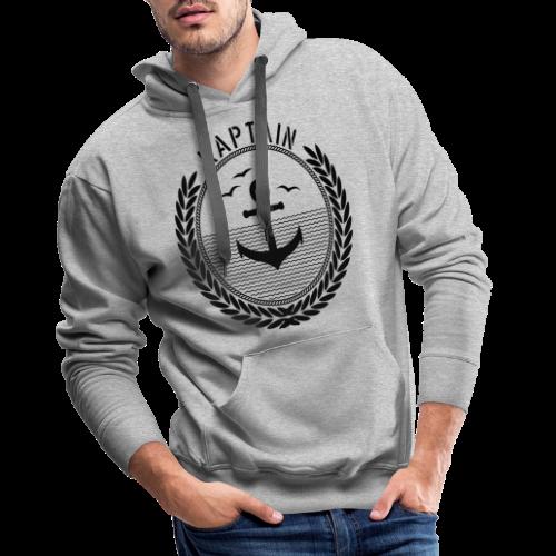 Kaptain - Anchor - Männer Premium Hoodie