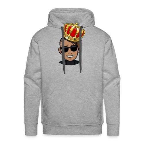Hadi DK - Herre Premium hættetrøje