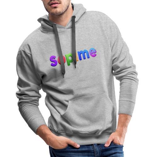 Sopime Logo - Men's Premium Hoodie