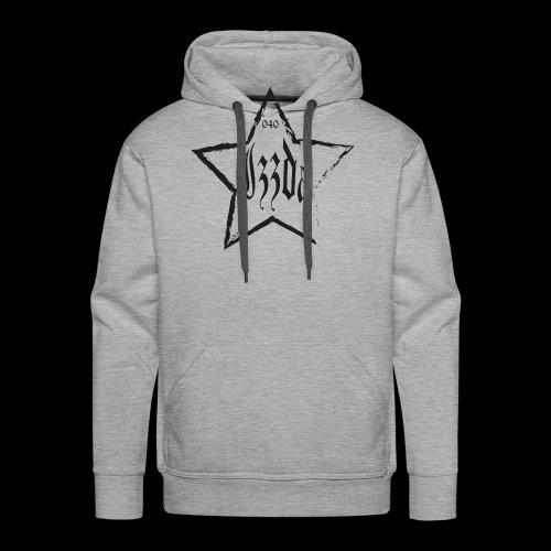 izzda 040 shirt - Männer Premium Hoodie