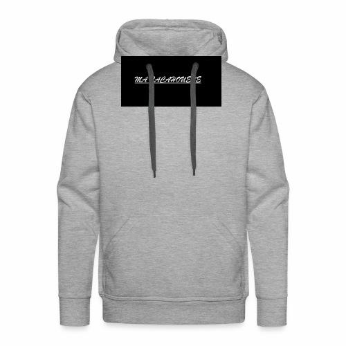 CACAHOUETE - Sweat-shirt à capuche Premium pour hommes