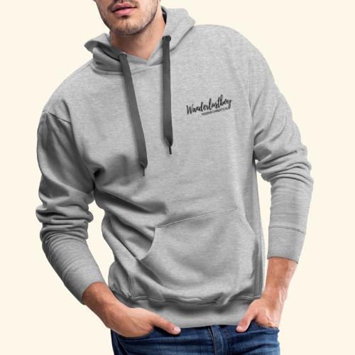 Wanderlustboy - Modern Sabbatical - Männer Premium Hoodie