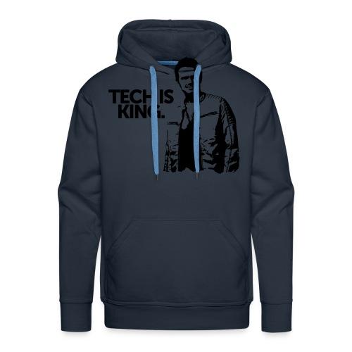 Tech Is King - Men's Premium Hoodie