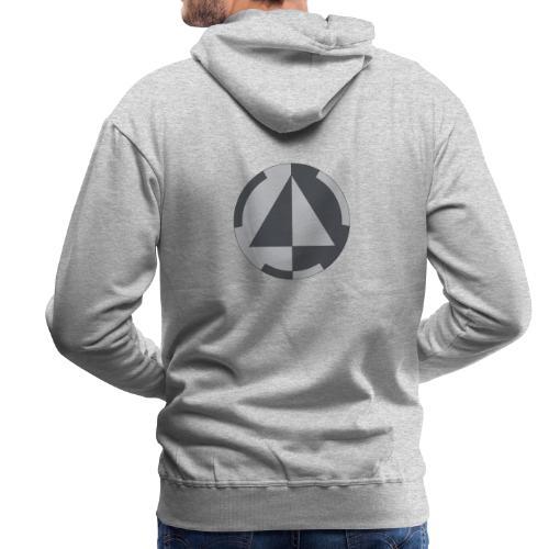 Previval Logo - Männer Premium Hoodie