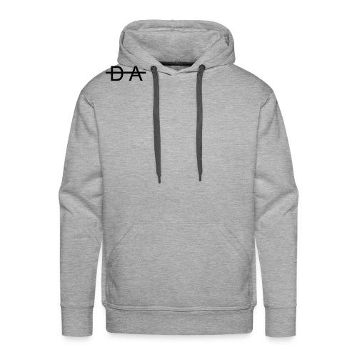 D A logo png - Herre Premium hættetrøje