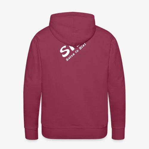 Tanzschule SIB / Salsa In Biel - Männer Premium Hoodie