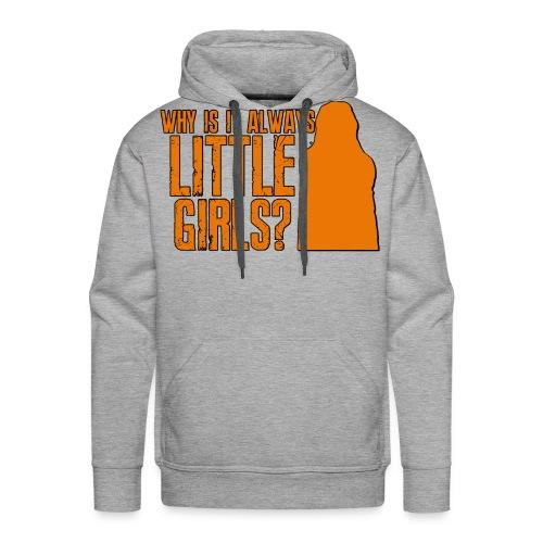Little Girls - Men's Premium Hoodie